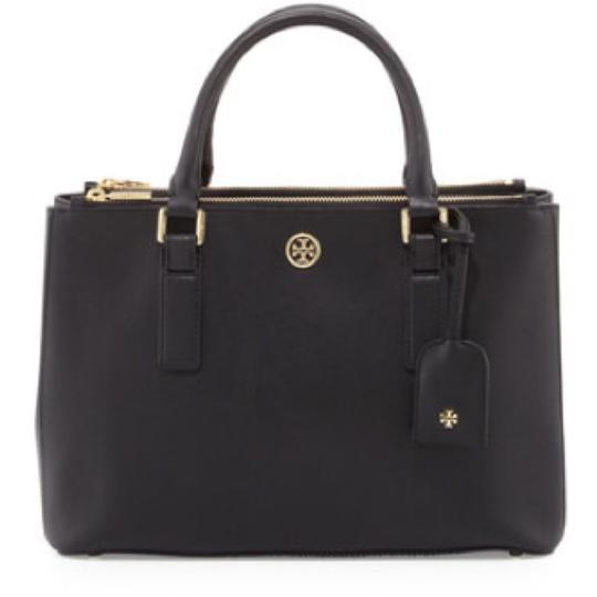 Tory Burch Tote in Tory Navy Image 1