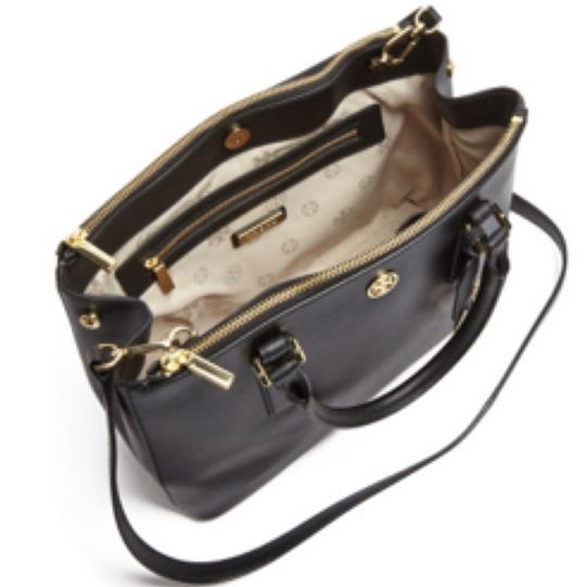 Tory Burch Tote in Tory Navy Image 4