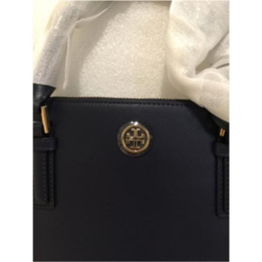 Tory Burch Tote in Tory Navy Image 7