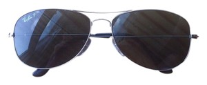 Ray-Ban Polarized Ray-Ban Cockpit Aviator RB 3362