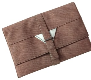 BCBGeneration Tannish Pink Clutch