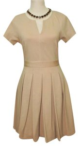 Tibi Dress short dress Nude on Tradesy