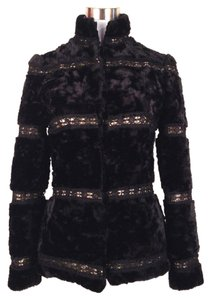 Tracy Reese Fur Coat