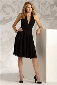 Bari Jay Plum 249 Dress