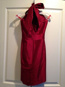 Aria Burgundy 191 Dress