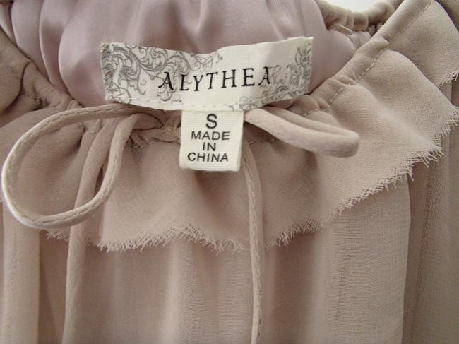 Alythea short dress Beige / Cream Cute Summer on Tradesy