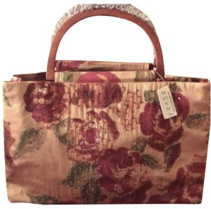 Anthropologie Satchel in Beige