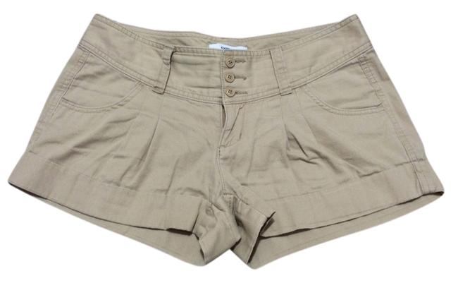 Express Shorts Tan