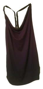 Max Azria Miley Zirus Top purple
