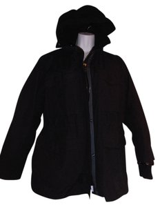 Rag & Bone & Goose Down Zip Out 2 In 1 Jacket Coat