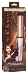 Remington One & a Half Inch Remington Keratin Therapy Curling Iron