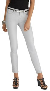 c6fc48ffa1270 Added to Shopping Bag. White House | Black Market Shimmer Metallic Sparkly Skinny  Jeans-Coated