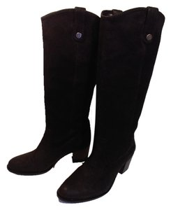 Vince Camuto On Trend Knee High Western Black Boots