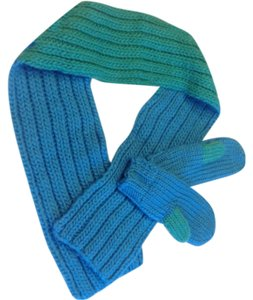 Gap Gap Wool Scarf/Mitten Set