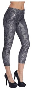 Lisette L Gray / Silver Leggings