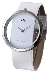 OASAP Fashion Sheer Case Watch
