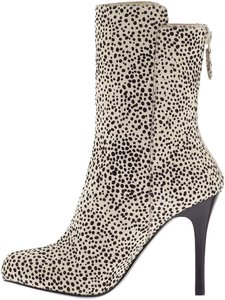Pelle Moda Women Animal white Boots