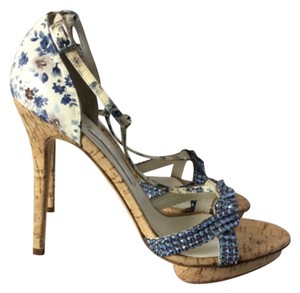 Gina Peters Multicolor Platforms
