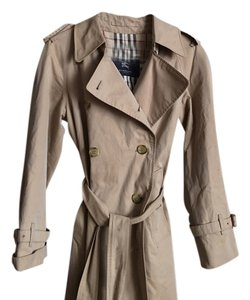Burberry London Tan Jacket