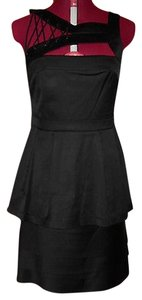 BCBGMAXAZRIA Little Corset Dress