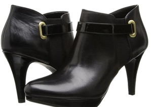 Bandolino Leather Black Boots