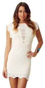 Nightcap Lace Calletto Dress