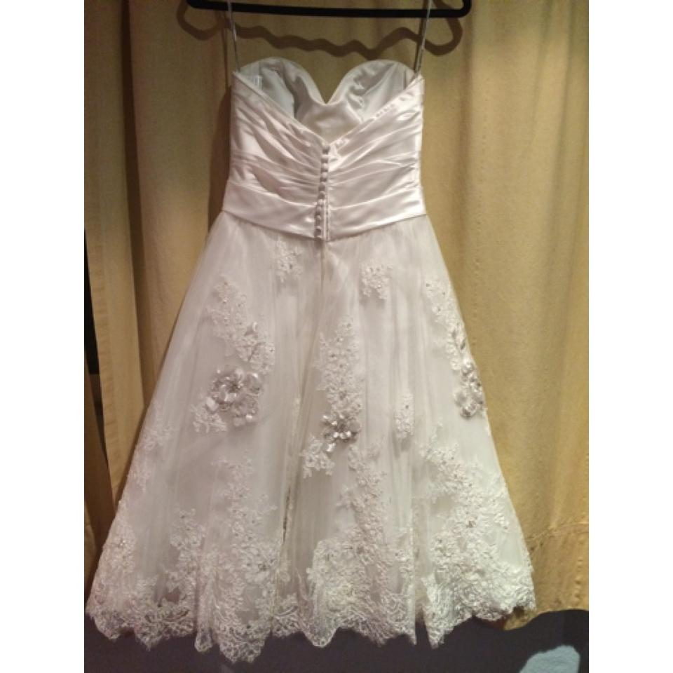 Used weddings preowned weddings tradesy maggie sottero ivory isadora ann vintage dress size 6 s ombrellifo Choice Image