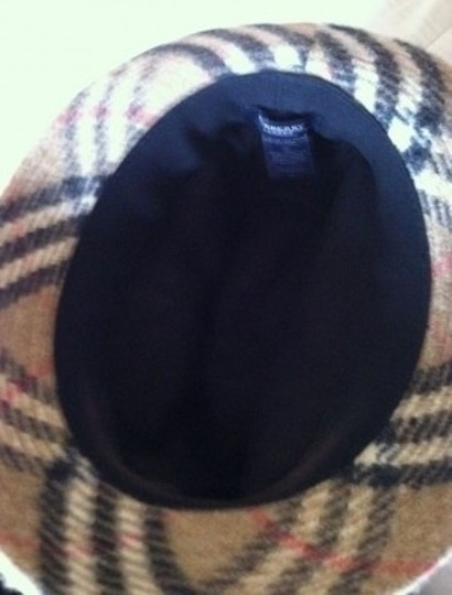 Burberry Burberry Wool brimed hat