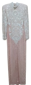 Naeem Khan Queen Of Glam K Beadedsequined Gown Ball Gown Vintage Dress