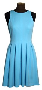 W by Worth short dress turquoise on Tradesy