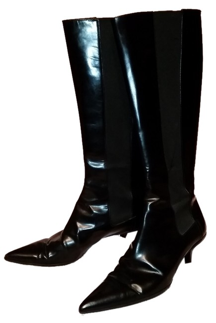 Item - Black Reserve For Rhea....pls. Don't Buy Boots/Booties Size US 6.5 Narrow (Aa, N)