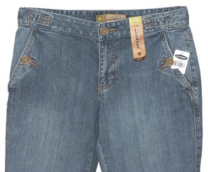 Old Navy Low Waist Boot Cut Jeans-Distressed