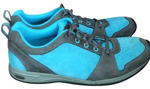 Keen Teal blue with Grey trim Athletic