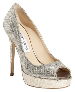 Jimmy Choo Champange Formal