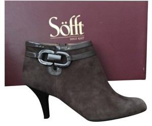 Söfft Taupe Grey Boots