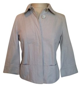 See by Chloé Fall Light Gray Blazer