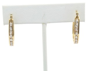 Other 0.75CT Diamonds Earrings with 14k Yellow Gold
