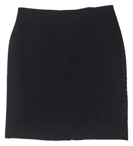 Banana Republic Lbd Skirt Black