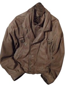 Wilsons Leather Vintage Motorcycle Jacket