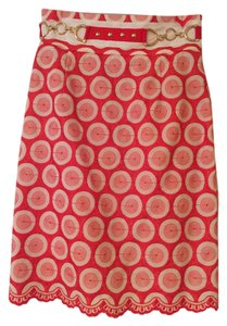 Antonio Melani Skirt Orange
