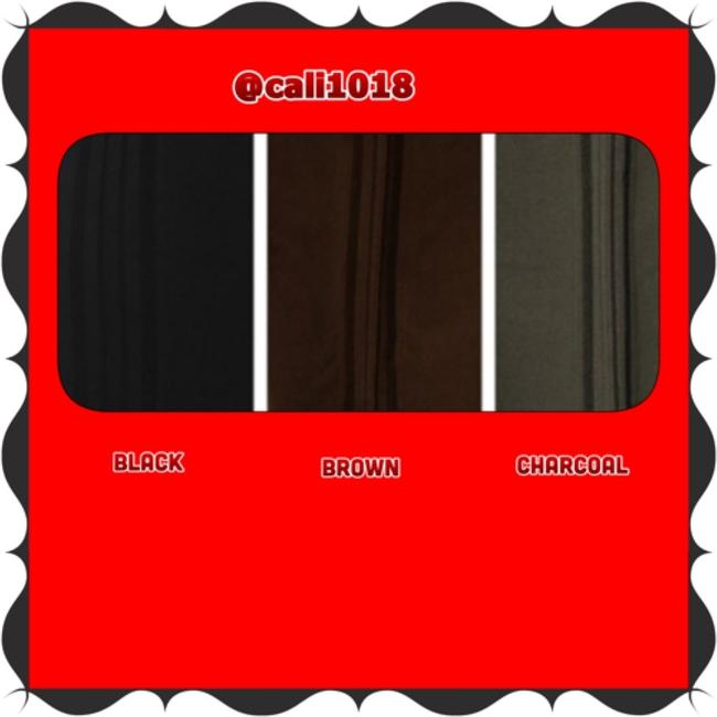 Other Ribbed Side Panel 3 Color Choices