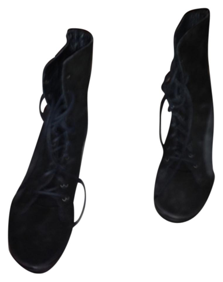 LADY Black Puma Black LADY Wedge Boots/Booties Most economical ac69ef