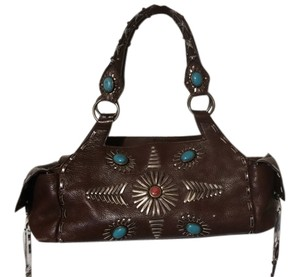 BCBGeneration Satchel in Brown
