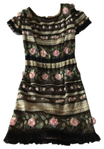 Valentino Vintage Flower Dress
