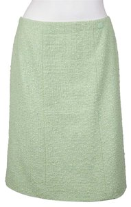 Chanel Skirt Mint