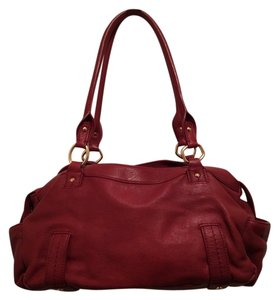 Sigrid Olsen Satchel in Red