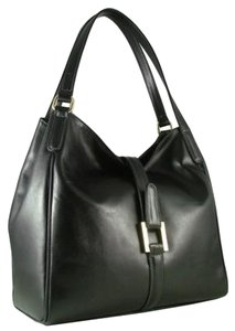 CARBOTTI Leather Handbag Shoulder Bag