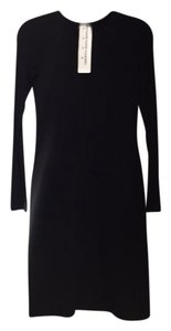 Chanel Knit Longsleeve Lbd Dress