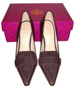 Tory Burch Pump Dark Brown Pumps