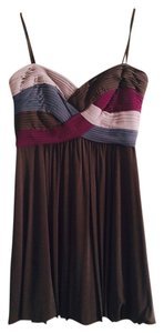 BCBGMAXAZRIA Party Pleated Dress
